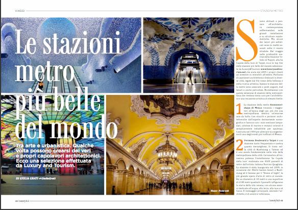 Gianluca Santacatterina su Lusso Style