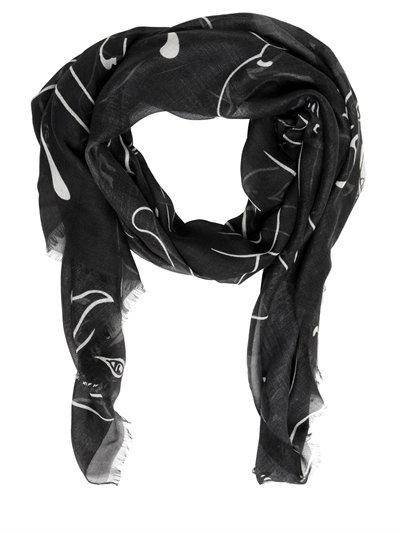 foulard da uomo valentino