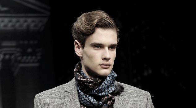 5 foulard da uomo per la primavera