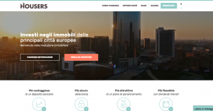 Housers crowdfunding immobiliare