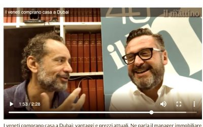 Agosto 2019 – L&T in video intervista al Mattino di Padova