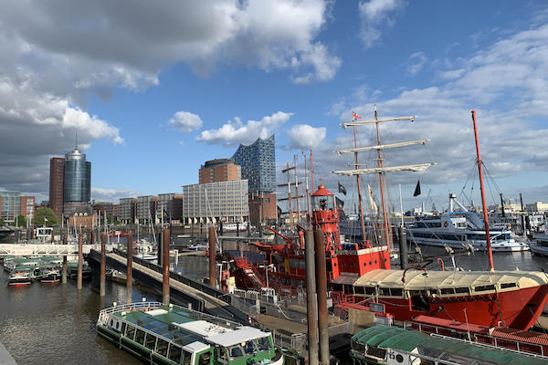 Amburgo porto