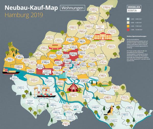 Immobiliare Amburgo