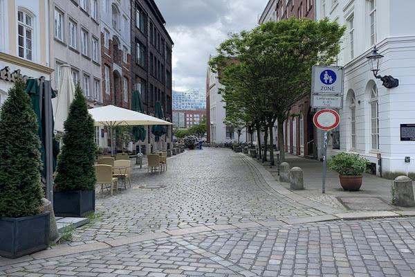 amburgo centro storico