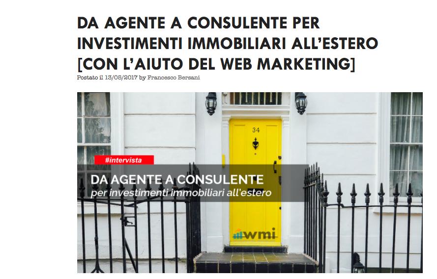 13 Maggio 2017 – Luxury&Tourism e il marketing immobiliare