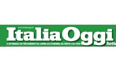 4 Settembre 2017 – Luxury&Tourism su ItaliaOggi