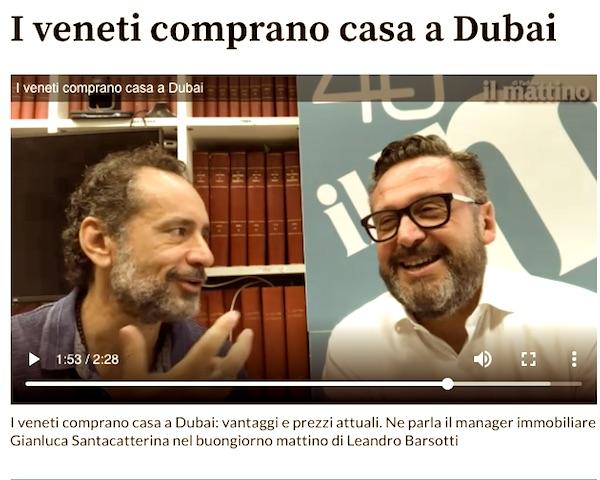 Agosto 2019 – L&T in video intervista al Mattino di Padova