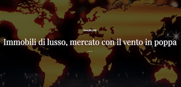 Novembre 2019 – Gianluca Santacatterina intervistato da We Wealth